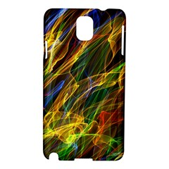 Abstract Smoke Samsung Galaxy Note 3 N9005 Hardshell Case