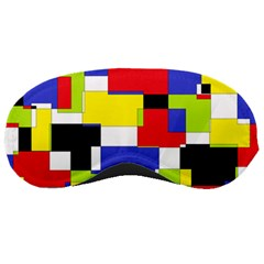 Mod Geometric Sleeping Mask