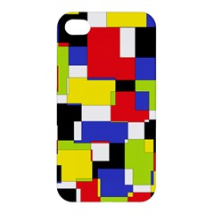 Mod Geometric Apple Iphone 4/4s Hardshell Case