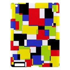 Mod Geometric Apple Ipad 3/4 Hardshell Case