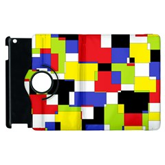 Mod Geometric Apple iPad 2 Flip 360 Case