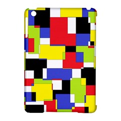 Mod Geometric Apple Ipad Mini Hardshell Case (compatible With Smart Cover)