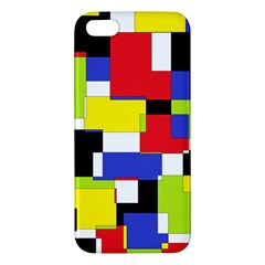 Mod Geometric Apple Iphone 5 Premium Hardshell Case