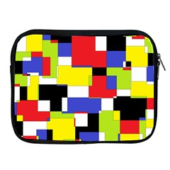 Mod Geometric Apple Ipad Zippered Sleeve