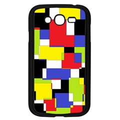 Mod Geometric Samsung Galaxy Grand DUOS I9082 Case (Black)