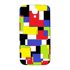 Mod Geometric Samsung Galaxy S4 I9500/i9505  Hardshell Back Case
