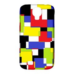 Mod Geometric Samsung Galaxy S4 Classic Hardshell Case (PC+Silicone)