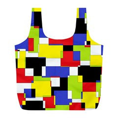Mod Geometric Reusable Bag (L)