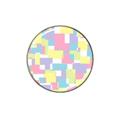 Mod Pastel Geometric Golf Ball Marker (for Hat Clip)
