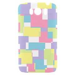 Mod Pastel Geometric HTC Sensation XL Hardshell Case