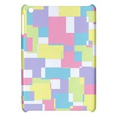 Mod Pastel Geometric Apple Ipad Mini Hardshell Case