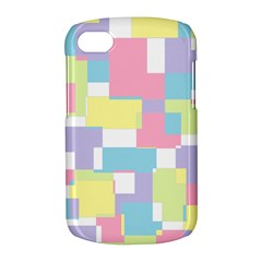 Mod Pastel Geometric BlackBerry Q10 Hardshell Case