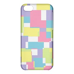 Mod Pastel Geometric Apple Iphone 5c Hardshell Case