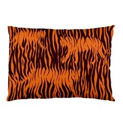 Hidden Tiger Pillow Case