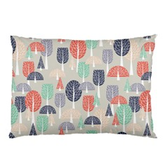 wildwoods Pillow Case (Two Sides)