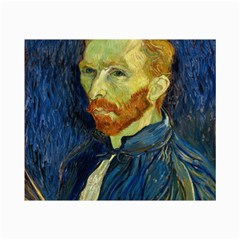 Vincent Van Gogh Self Portrait With Palette Canvas 20  x 30  (Unframed)