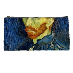Vincent Van Gogh Self Portrait With Palette Pencil Case