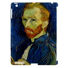 Vincent Van Gogh Self Portrait With Palette Apple Ipad 3/4 Hardshell Case (compatible With Smart Cover)