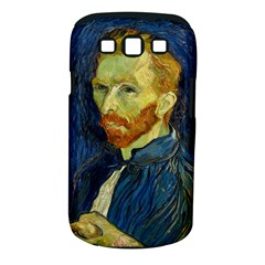 Vincent Van Gogh Self Portrait With Palette Samsung Galaxy S III Classic Hardshell Case (PC+Silicone)