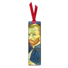Vincent Van Gogh Self Portrait With Palette Small Bookmark