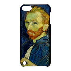 Vincent Van Gogh Self Portrait With Palette Apple Ipod Touch 5 Hardshell Case With Stand
