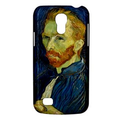 Vincent Van Gogh Self Portrait With Palette Samsung Galaxy S4 Mini (gt I9190) Hardshell Case
