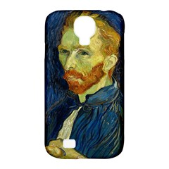 Vincent Van Gogh Self Portrait With Palette Samsung Galaxy S4 Classic Hardshell Case (PC+Silicone)