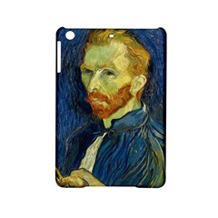 Vincent Van Gogh Self Portrait With Palette Apple Ipad Mini 2 Hardshell Case