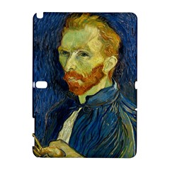 Vincent Van Gogh Self Portrait With Palette Samsung Galaxy Note 10.1 (P600) Hardshell Case