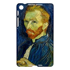 Vincent Van Gogh Self Portrait With Palette Google Nexus 7 (2013) Hardshell Case