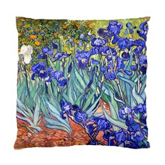Vincent Van Gogh Irises Cushion Case (Single Sided)