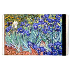 Vincent Van Gogh Irises Apple Ipad 3/4 Flip Case