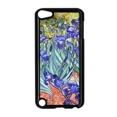 Vincent Van Gogh Irises Apple iPod Touch 5 Case (Black)