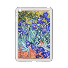 Vincent Van Gogh Irises Apple iPad Mini 2 Case (White)