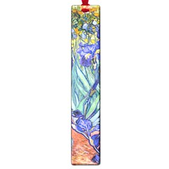 Vincent Van Gogh Irises Large Bookmark