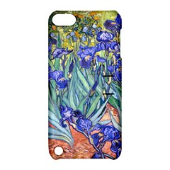 Vincent Van Gogh Irises Apple iPod Touch 5 Hardshell Case with Stand