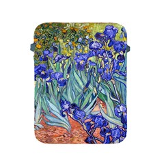Vincent Van Gogh Irises Apple iPad Protective Sleeve