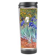 Vincent Van Gogh Irises Travel Tumbler