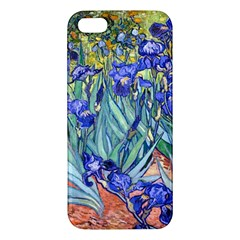 Vincent Van Gogh Irises iPhone 5S Premium Hardshell Case