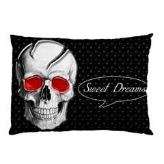 Sweet Dreams Cranium Pillow Case