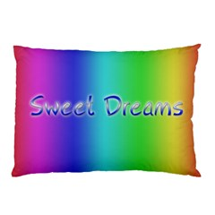 Radiance Dreams Pillow Case (two Sides)