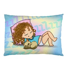 Sleepy Time Pillow Case (Two Sides)