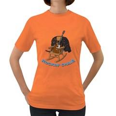 Rockin  Chair Women s T Shirt (colored)