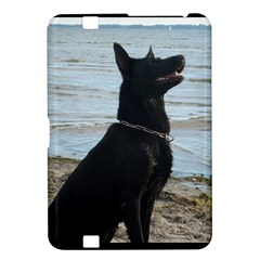 Black German Shepherd Kindle Fire HD 8.9  Hardshell Case