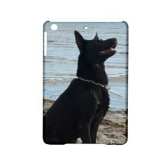 Black German Shepherd Apple iPad Mini 2 Hardshell Case