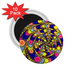 Wild Bubbles 1966 2.25  Button Magnet (10 pack)
