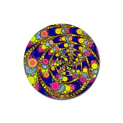Wild Bubbles 1966 Drink Coasters 4 Pack (Round)