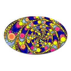 Wild Bubbles 1966 Magnet (Oval)