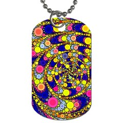 Wild Bubbles 1966 Dog Tag (Two-sided)