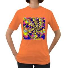 Wild Bubbles 1966 Women s T-shirt (Colored)